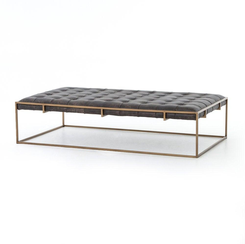 Oxford Railto Ebony Coffee Table