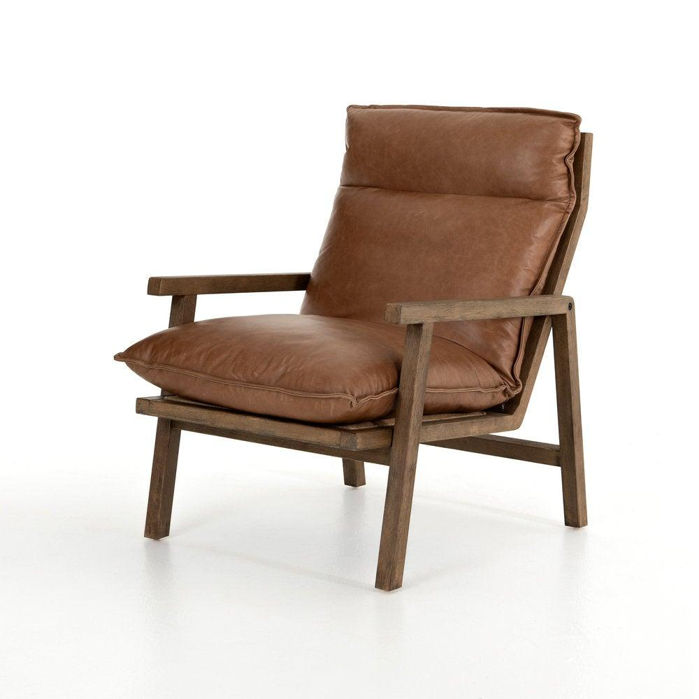 Orion Chair- Chaps Saddle
