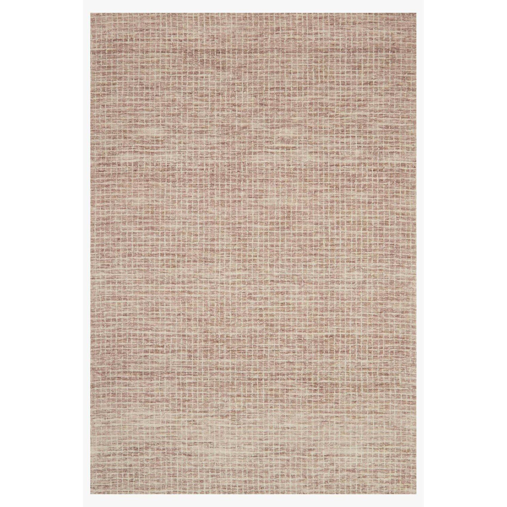 Giana Blush Wool Rug - Reimagine Designs