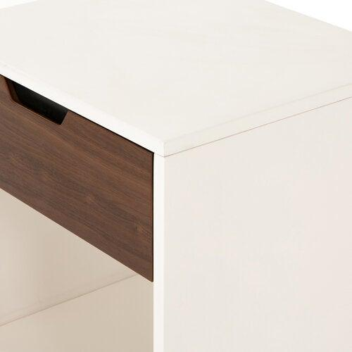Tucker Nightstand-White