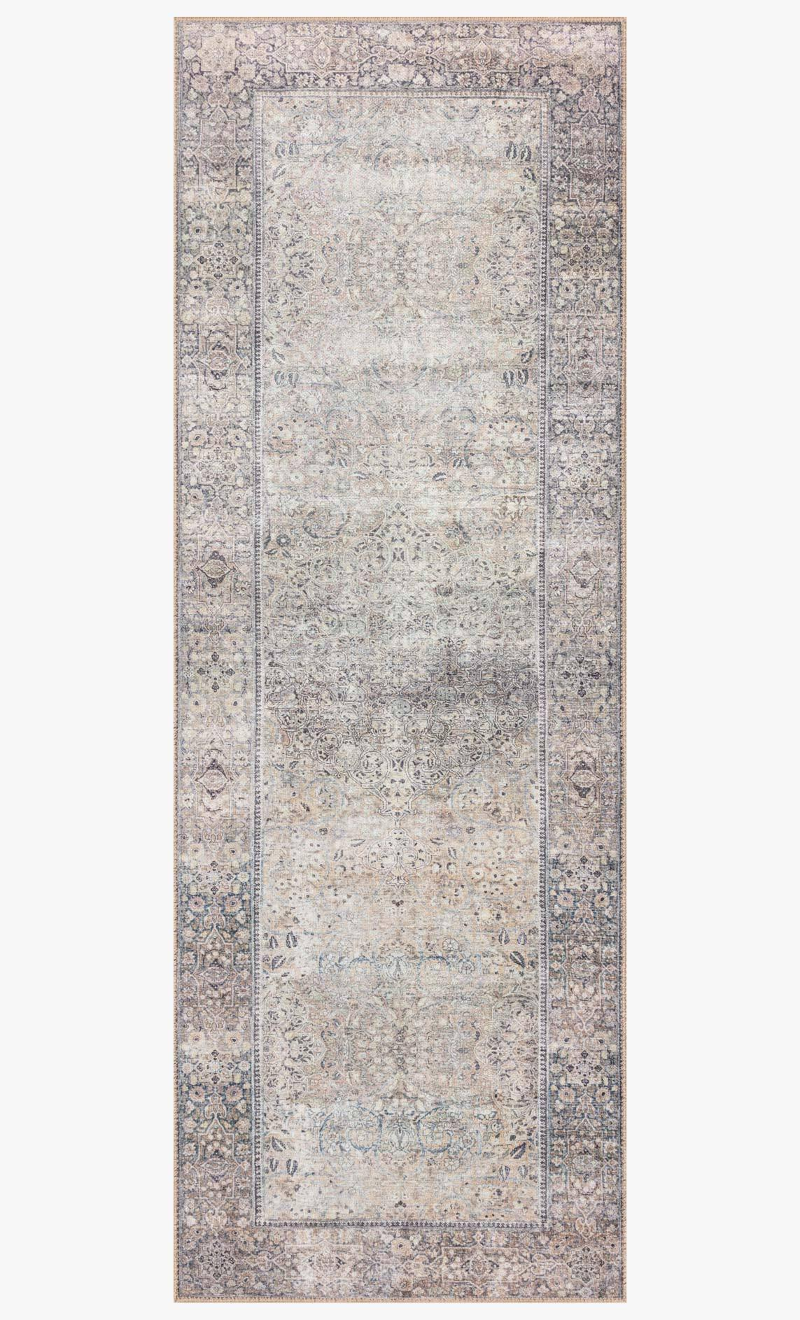 Loloi Wynter Silver / Charcoal Rug