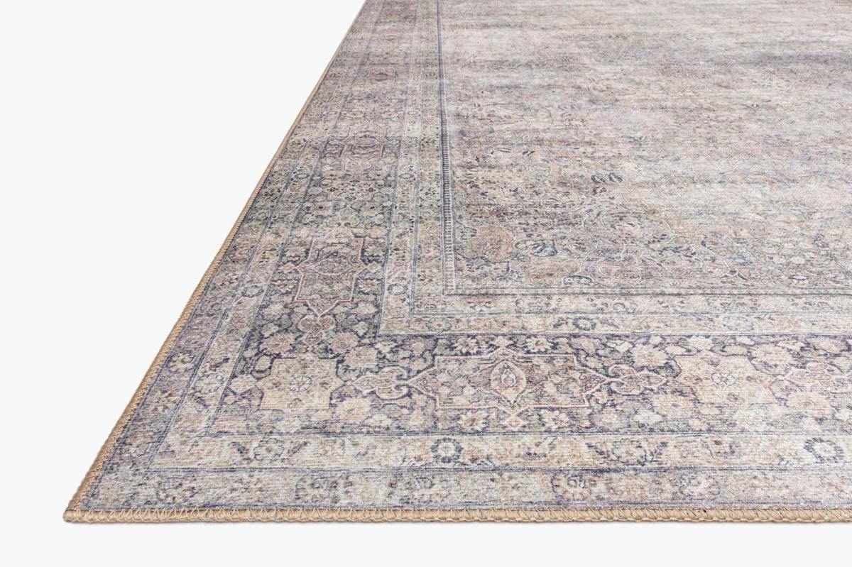 Wynter Silver / Charcoal Rug - Reimagine Designs
