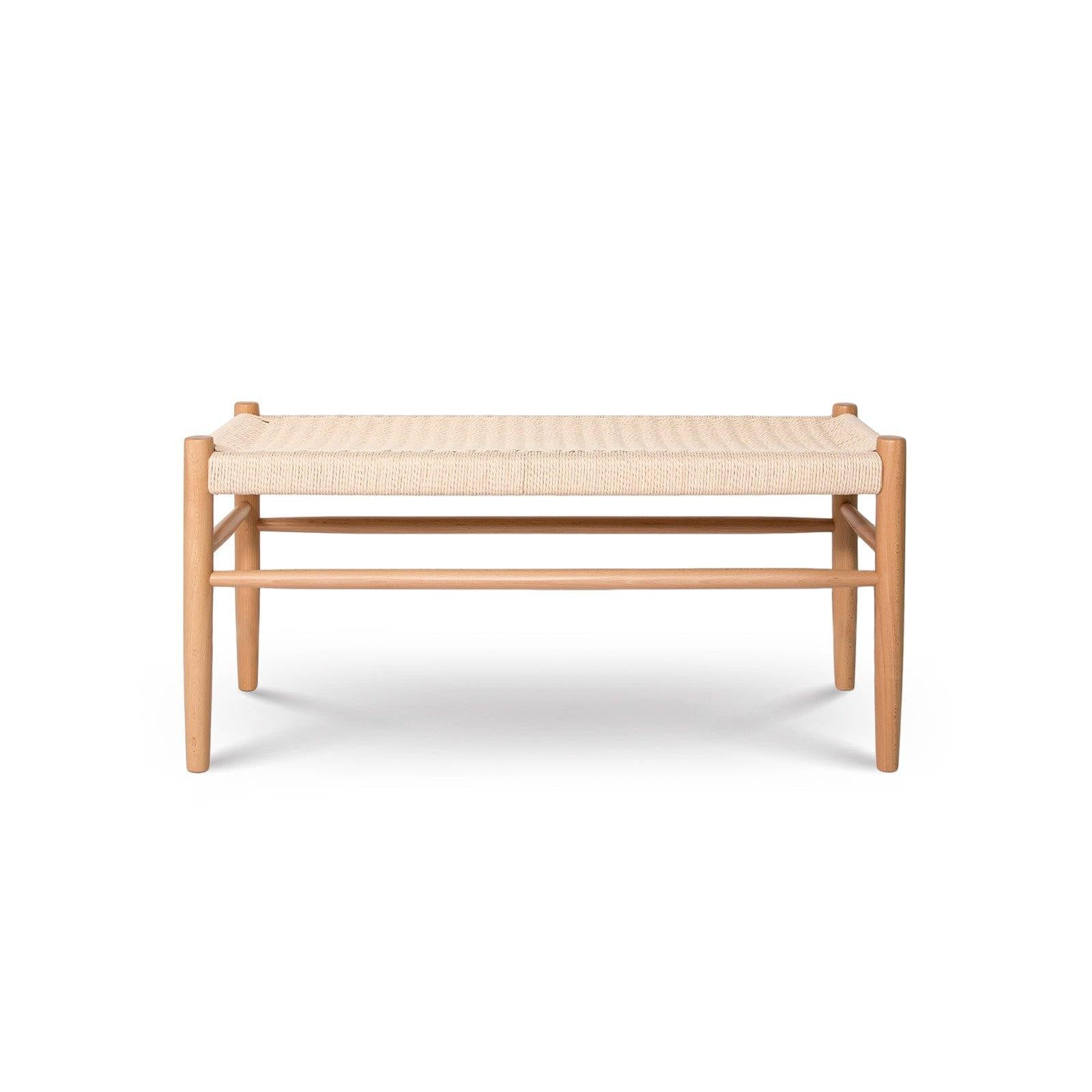 Corsica Bench – Beech Wood - Reimagine Designs