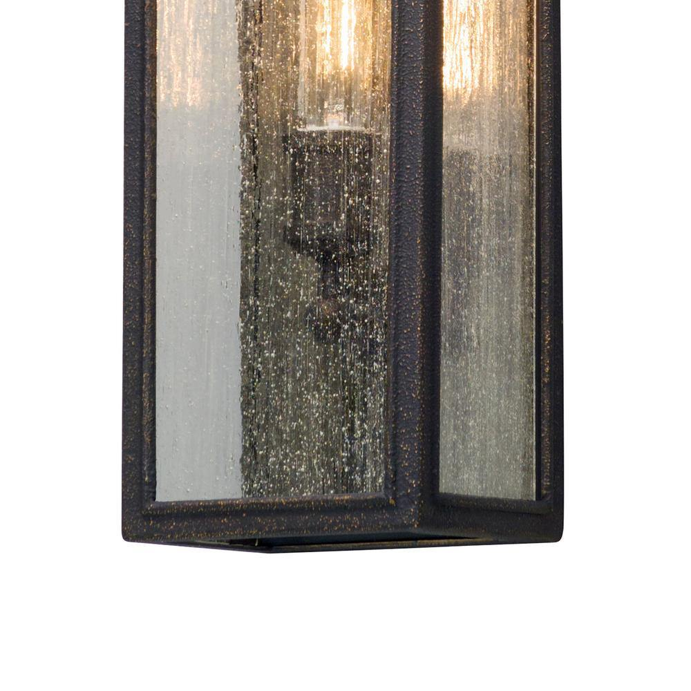 Vintage Bronze Troy Outdoor Lighting