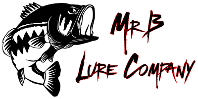 Mr B Lure Company Logo