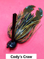 Deep Water Structure Jigs