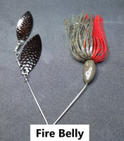 Deluxe Double Willow Spinnerbait