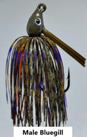 Mr B Lure Company - Swim Jig