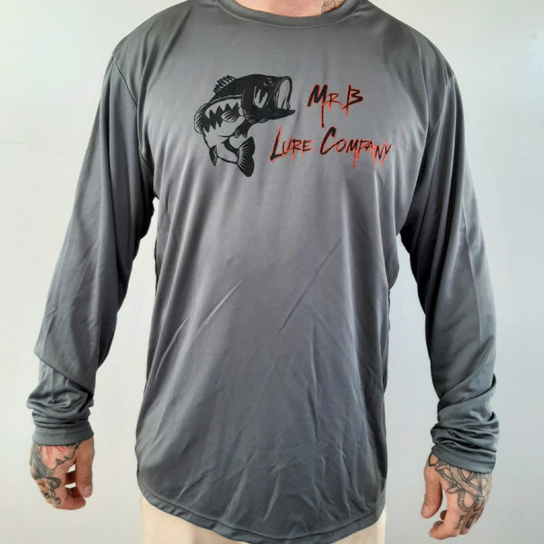 Long Sleeve Performance Cooling Shirt
