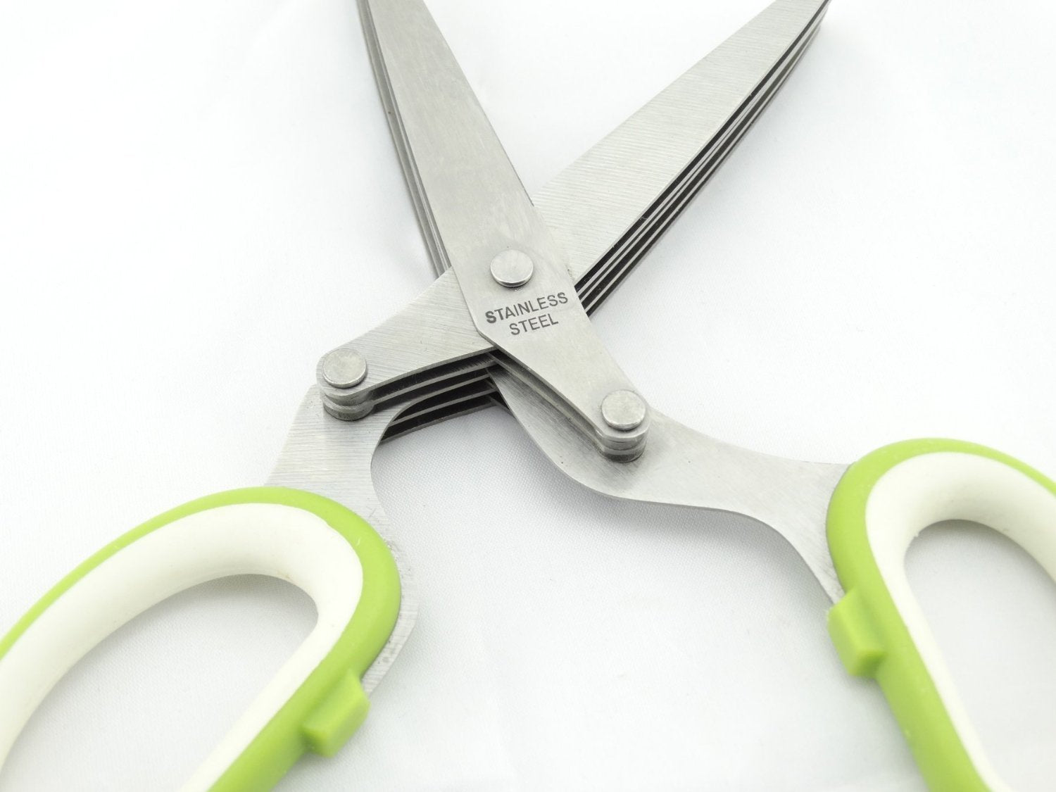 ICO 5 Blade Herb Scissors