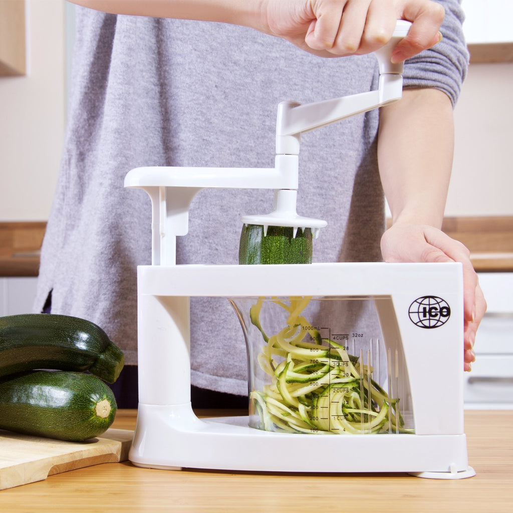 ICO 8 in 1 Vegetable Spiralizer