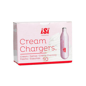 ISI 10 Pack Cream Chargers