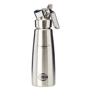 ICO Stainless Steel Cream Whipper - Two Sizes Available