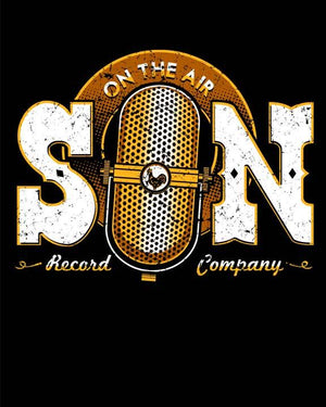 Sun Records On Air Men's T-Shirt