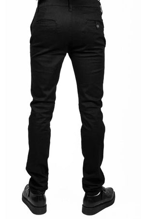 Black Skinny Trouser