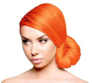 Orange Crush Hair Color