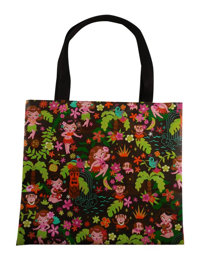 Hula Cuties Tote Bag