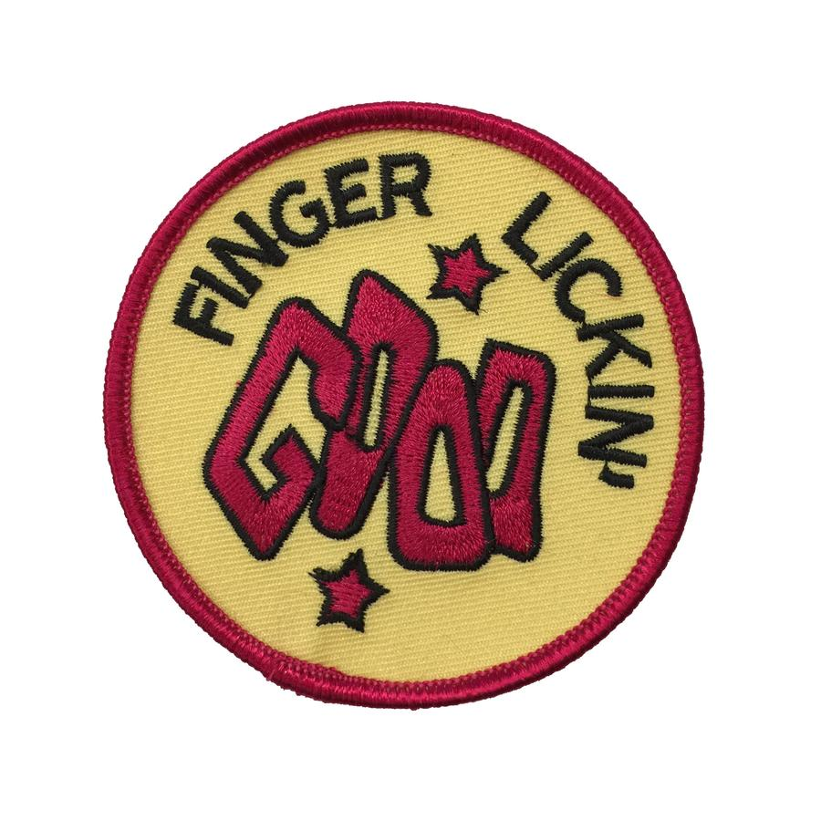 Finger Lickin' Good Patch