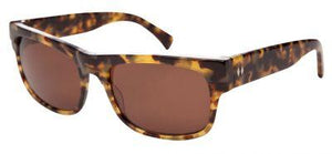 The Upstart Sunglasses Black and Blonde
