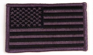 American Flag SWAT Patch