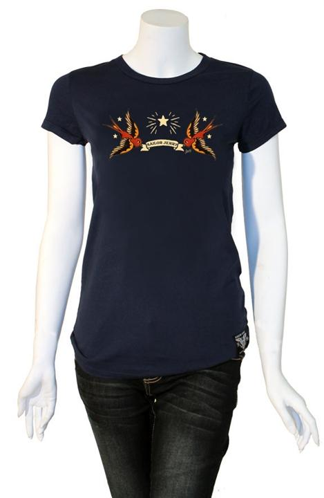 Capistrano Women's Navy T-Shirt