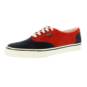 The Kid Red and Navy Sneaker