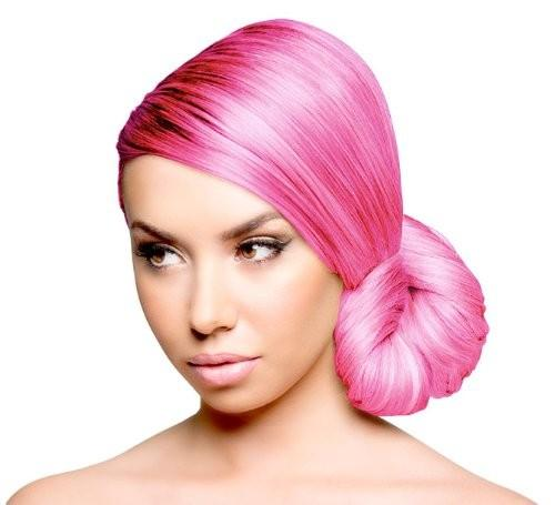 Pink Kiss Hair Color