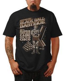 Black Ball Men's T-Shirt
