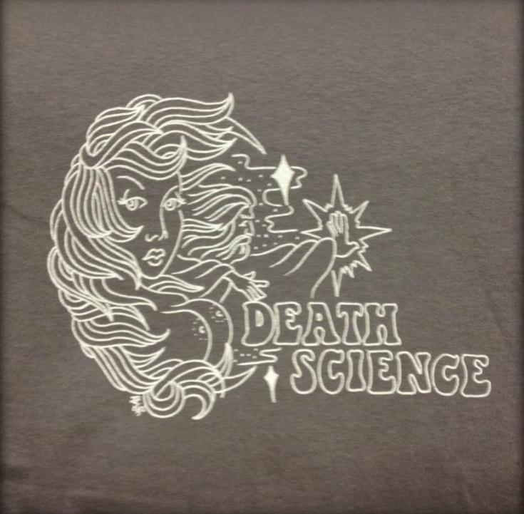 Death Science Wizard Tits T-Shirt