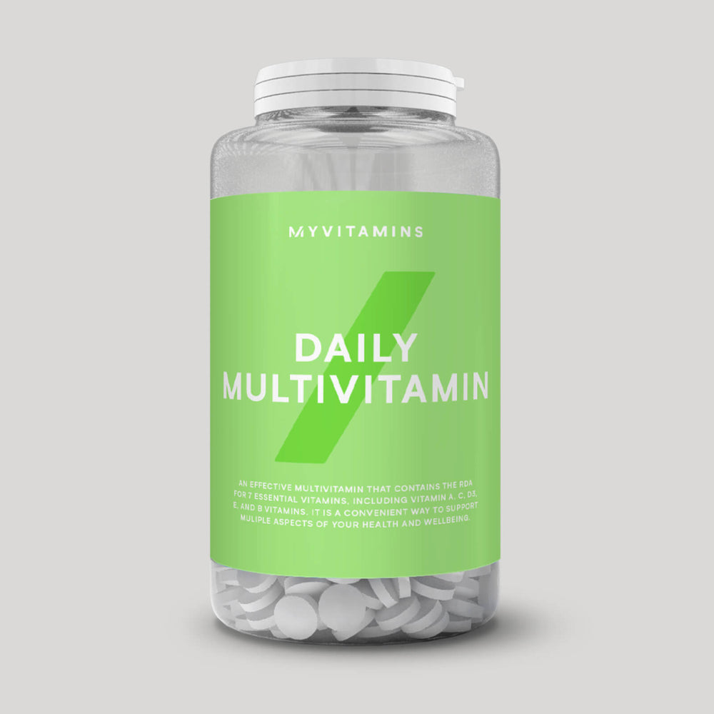 Daily multivitamins (60 tablets)