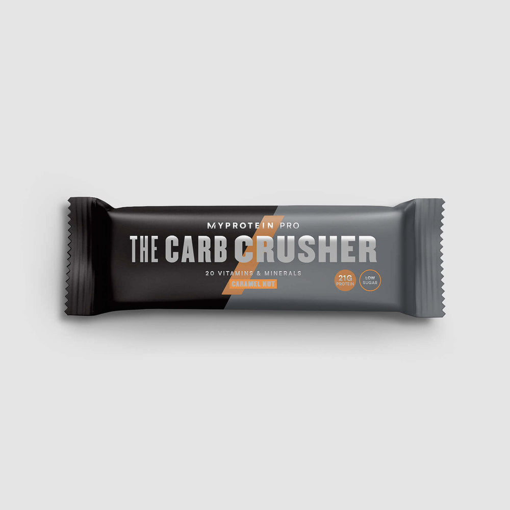 THE Carb Crusher - Caramel nut (60g)