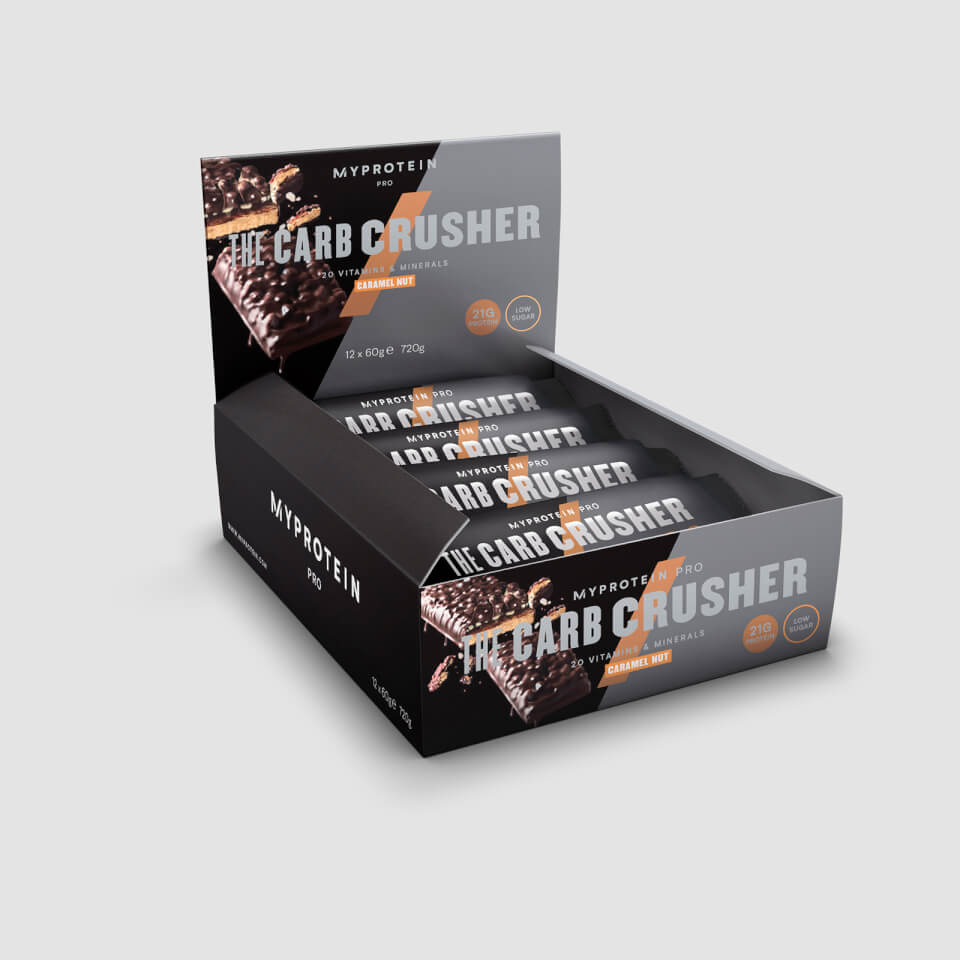 Carregar imagem no visualizador da galeria, THE Carb Crusher - Caramel nut (60g)