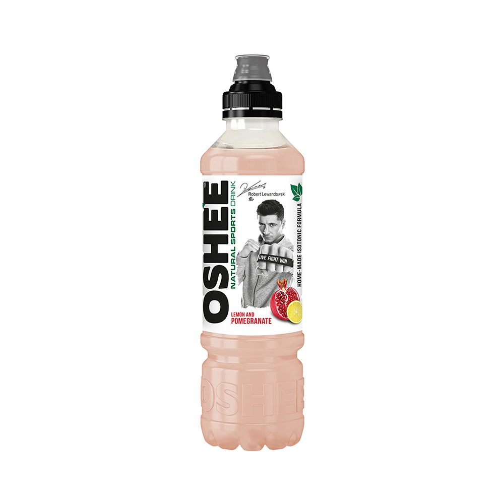 NATURAL SPORTS DRINK 750ML