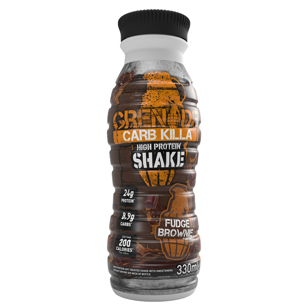 Fudge Brownie Protein Drink