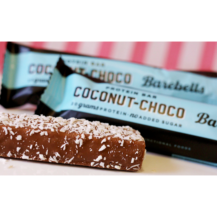 Coconut Chocolate Protein Bar
