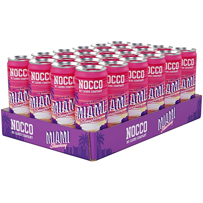NOCCO ENERGY DRINK