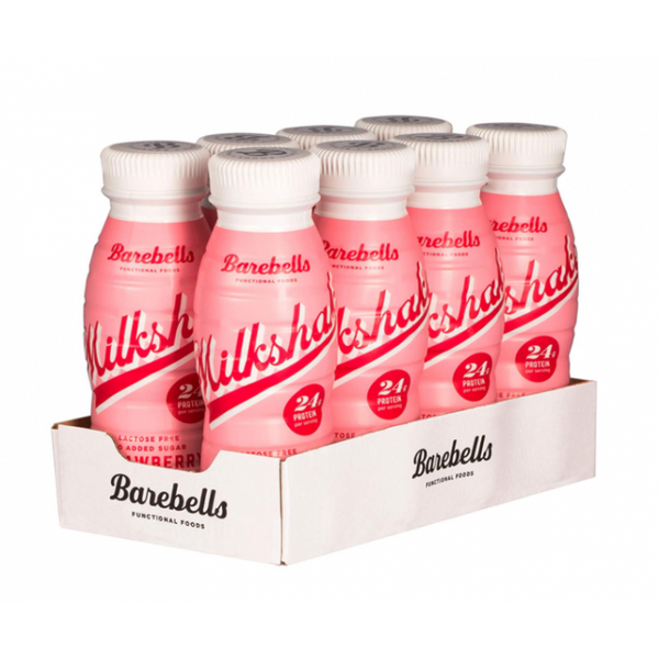 Barebells Strawberry Protein Drink