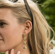 Load image into Gallery viewer, Bee Mine Drop Earrings