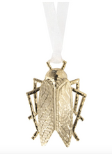 Load image into Gallery viewer, 2018 Goldbug Ornament