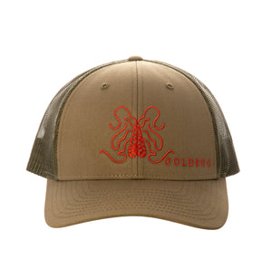 Goldbug Trucker Hat