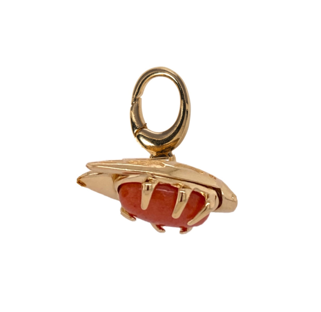 Coral bug fob Goldbug Collection