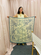 Load image into Gallery viewer, Garden Party Goldbug Scarf