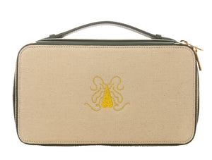 Neely & Chloe X Goldbug Jewelry Case