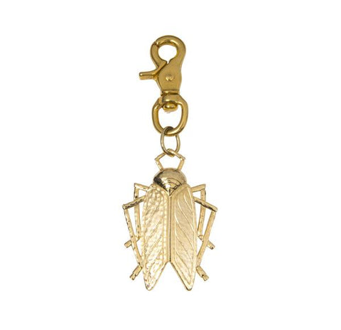 Goldbug Key Ring