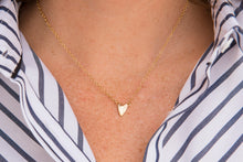 Load image into Gallery viewer, Love on Top Heart Necklace