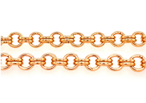 Double Cable Chain- 30 Inches