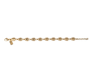 Tiny Goldbug Bracelet