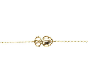 Single Goldbug Bracelet