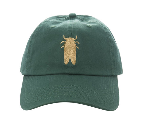 Bug Hunt Charleston Green Hat