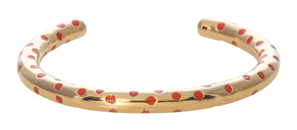 Love on Top Dot Cuff